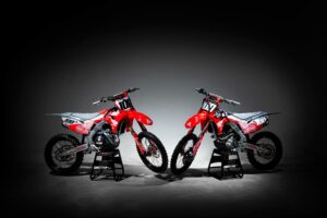 Josh Hansen 2020 Honda Dekor CRF450 CRF250 Backyard Design